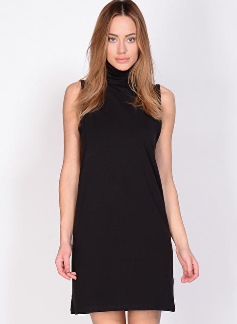 Adpt Elbise Siyah
